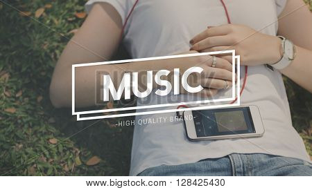 Music Audio Instrumental Melody Rhythm Singing Concept