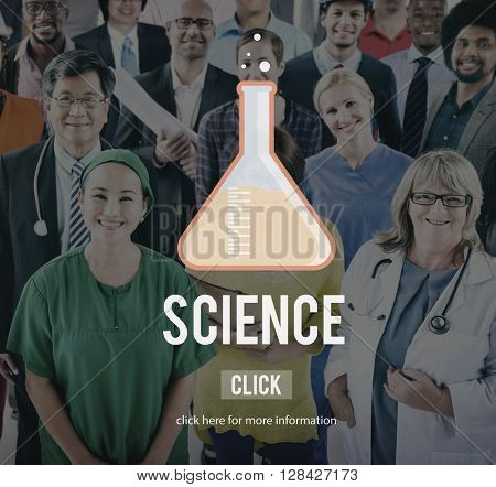 Science Biology Chemistry Education Physics Study Concept