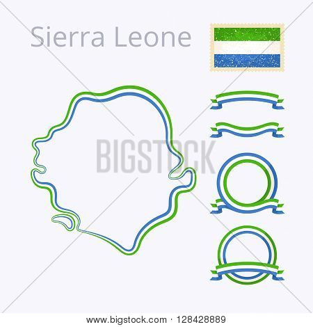 Colors Of Sierra Leone