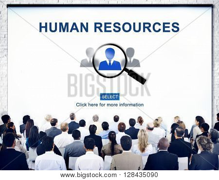 Human Resourcing Jobs Occupation Profession Concept