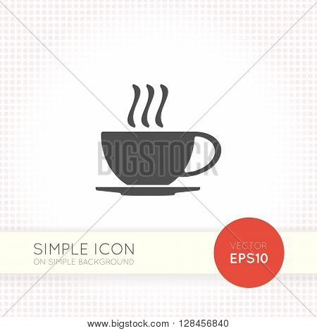 Coffee cup icon. Coffee cup icon eps. Coffee cup icon vector. Coffee cup icon image. Minimalistic coffee cup icon. Coffee cup logo. Tea cup icon eps.