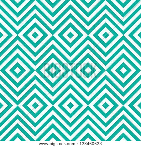 Ethnic tribal zig zag and rhombus seamless pattern. illustration for beauty fashion design. Blue and white colors. Vintage stripe style.