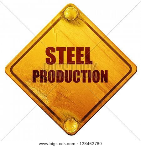 Steel background with smooth lines, 3D rendering, isolated grung