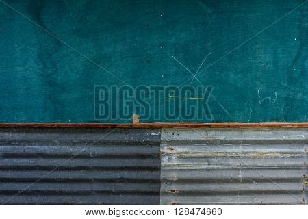 A shot of colorful textures with a combination of different materials suitable for background.