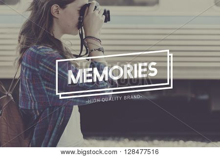 Memories Data Information Mind Remember Concept