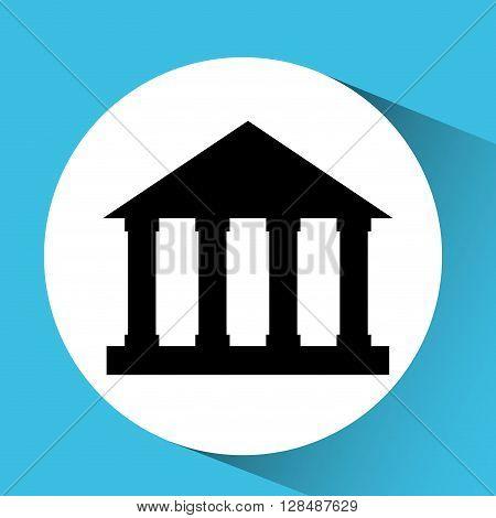 university icon design, vector illustration eps10 graphic
