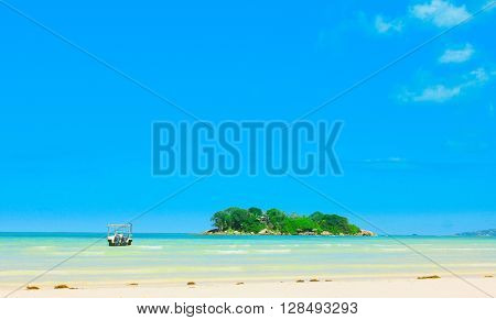 Wallpaper Waters Beach