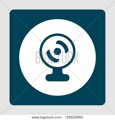 Web Camera Icon In Vector Format. Premium Quality Web Camera Symbol. Web Graphic Web Camera Sign On