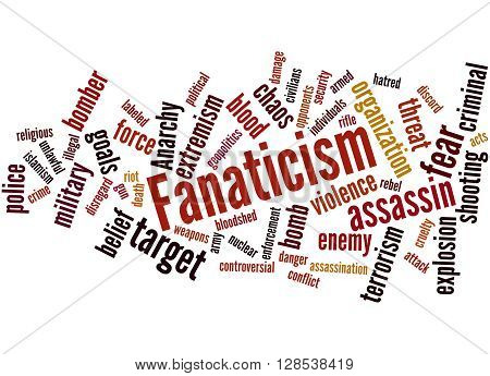 Fanaticism, Word Cloud Concept 6