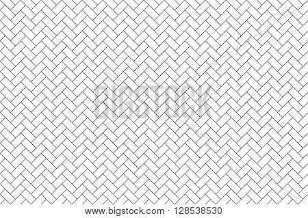 parquet diagonal seamless horizontal background .Vector illustration. EPS 10.