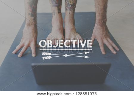 Objective Aim Development Direction Intention Concept
