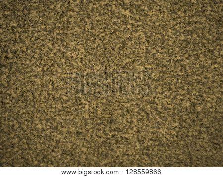 Moquette Fabric Carpet Sepia
