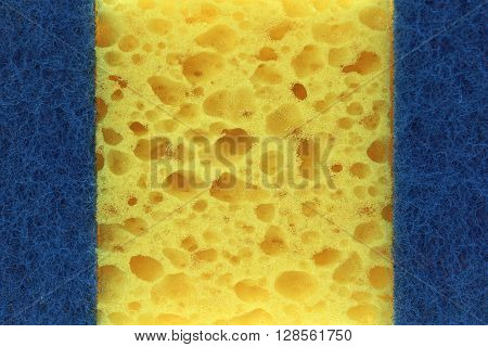 New Absorbent Yellow Sponge Background