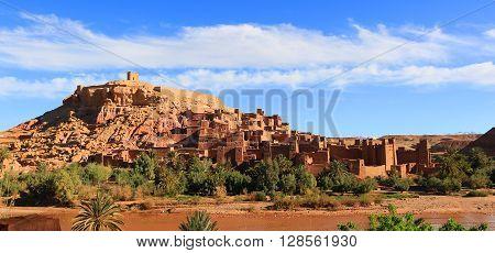 Ksar Of Ait Benhaddou, Morocco