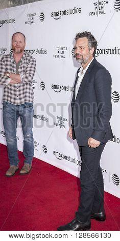 Tff 2016 Joss Whedon, Mark Ruffalo