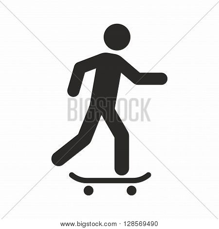 Skateboarding is an action sport which involves riding and performing tricks using a skateboard.