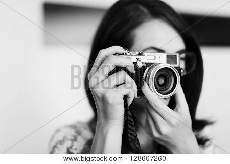 Photography Photographer Photograph Camera Concept
