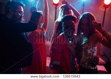 Posh dancers
