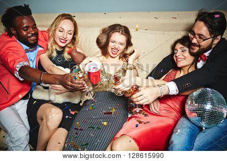 Happy booze