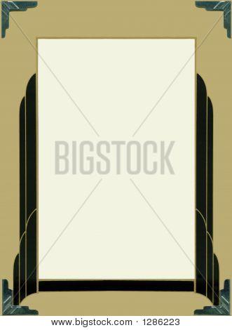 Art-Deco Frame