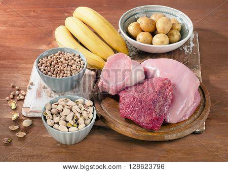 Foods Highest In Vitamin B6