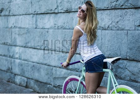 Girl's Stylish Bike
