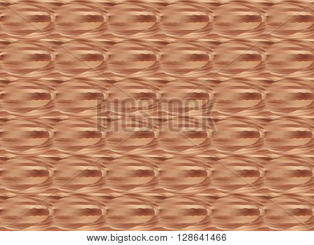 Wooden decorative seamless pattern. Seamless texture and background