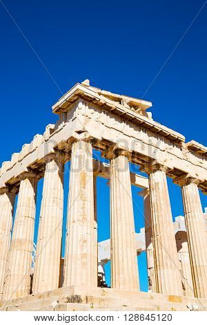 Acropolis And  Historical      In Greece The Old   Place