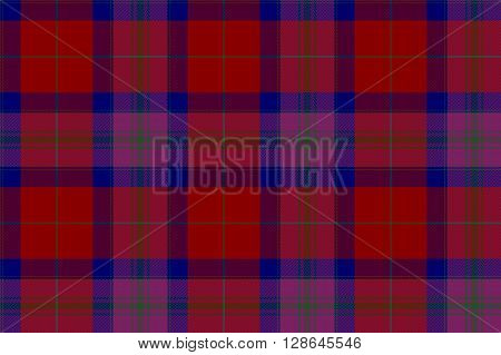 Pride of scotland autumn tartan fabric texture seamless pattern .Vector illustration. EPS 10. No transparency. No gradients.