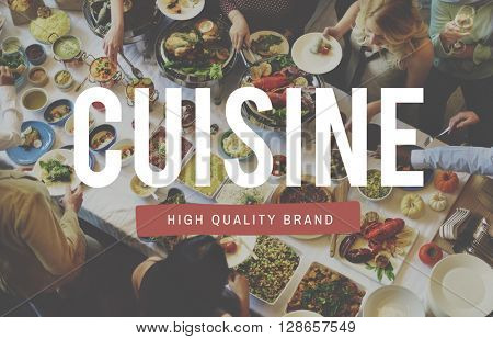 Cuisine Restaurant Kitchen Cafe Food Concept
