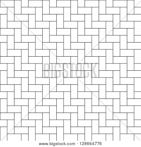 herringbone parquet seamless pattern .Vector illustration. EPS 10.