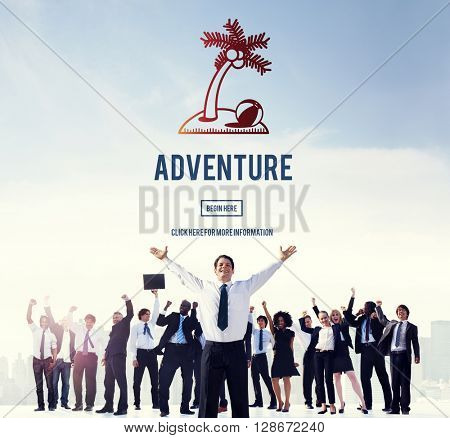 Adventure Experience Explore Journey Travel Concept