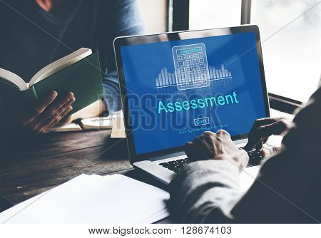 Assessment Audit Evaluation Control Management Concept