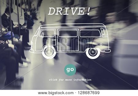 Drive Automoblie Driver Driving Transport Trip Concept