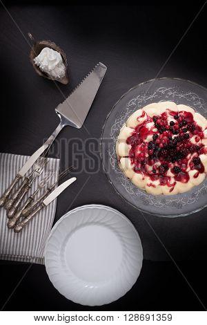 Cake Serving