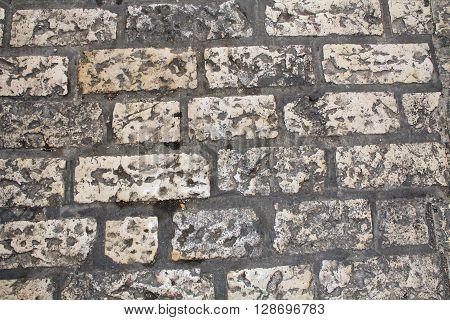 Stone Street in Old City Jerusalem Israel