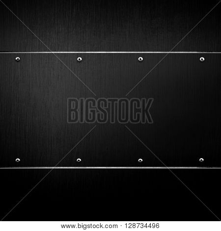 black iron template background