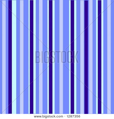 Simple Blue Stripes Background