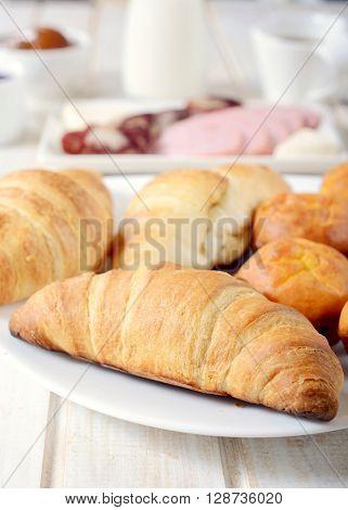 Croissants Time