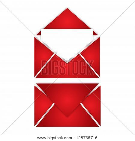 Mail icon 100% fully editable and re sizable