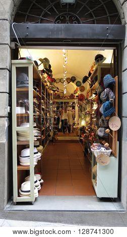Italian Fashion Boutique