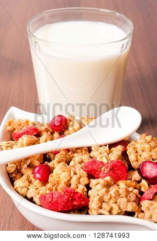 Milk And Musli