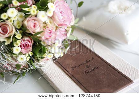 Bridal Bouquet Studbook