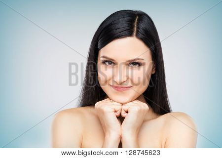 Happy Female Portrait