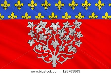 Flag of Amiens is a city and commune in northern France it is the capital of the Somme department in Picardy