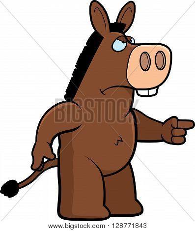 Angry Donkey