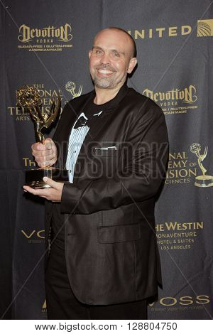 LOS ANGELES - APR 29: General Hospital, Costume Design at The 43rd Daytime Creative Arts Emmy Awards Gala at the Westin Bonaventure Hotel on April 29, 2016 in Los Angeles, California