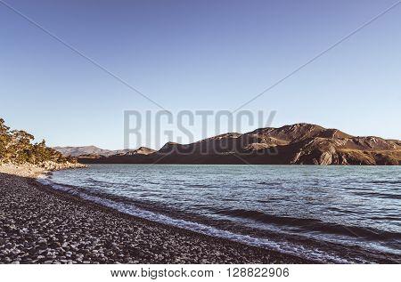 Lago Nordenskjöld, Torres del Paine National Park, Chile
