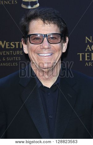 LOS ANGELES - APR 29: Anson Williams at The 43rd Daytime Creative Arts Emmy Awards Gala at the Westin Bonaventure Hotel on April 29, 2016 in Los Angeles, California