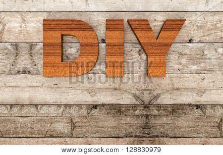 Concept Of Diy